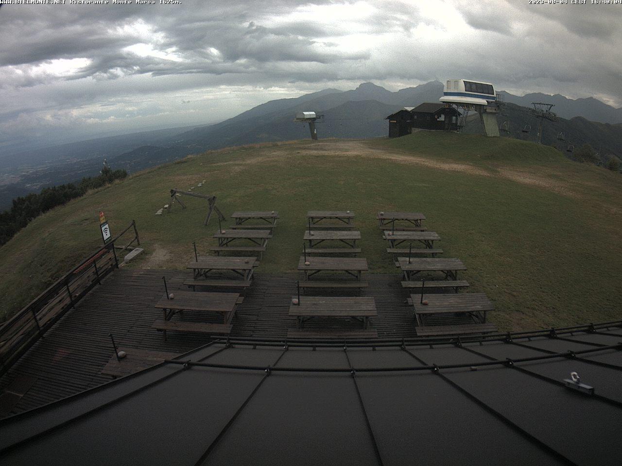 Webcam <br><span> bielmonte con vista su oropa</span>